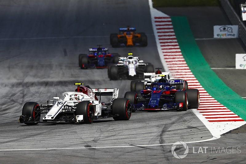 Gasly craint de voir Sauber dépasser Toro Rosso grâce à Ferrari
