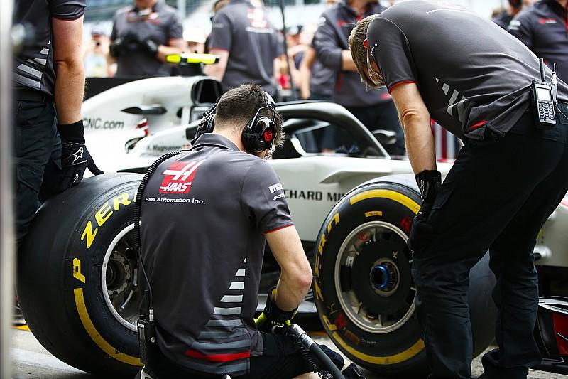 "A Haas a ""gumimágus"" érkezése miatt gyorsult idén?!"
