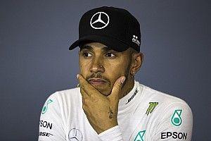 Hamilton: Zor haftalardan sonra bu sıralama derecesine ihtiyacımız vardı