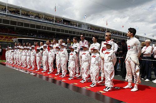 FIA verandert gridprocedure Formule 1