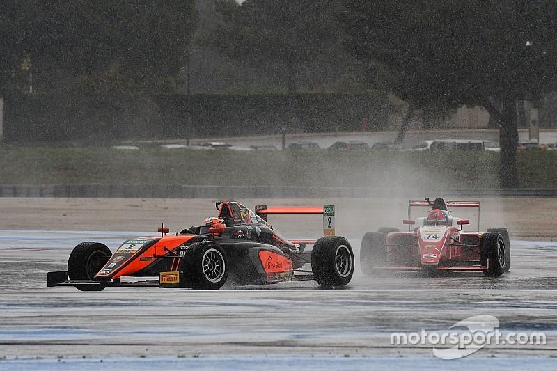 Sotto al diluvio Vesti precede Fittipaldi in Gara 2 a Le Castellet