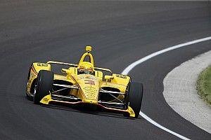 Castroneves brilla en segundo entrenamiento para Indy 500
