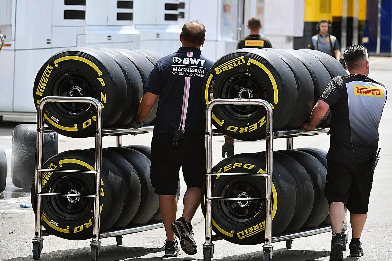 Osztrák GP: A Mercedes és a Ferrari megosztotta a gumistratégiát