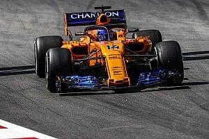 Boullier: Yeni MCL33'ün ilk gerçek testi İspanya yarışı olacak