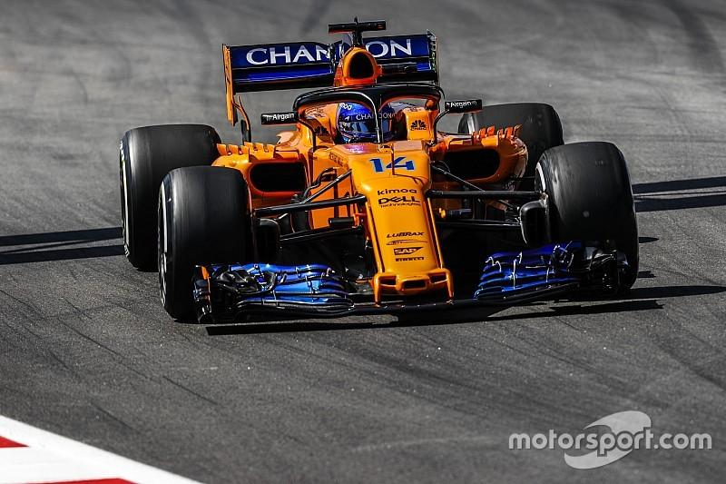 Alonso, sıralamalarda son bölüme kalmayı umuyor