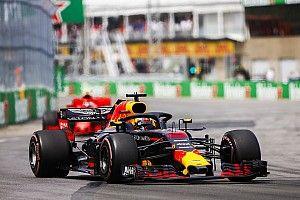 Ricciardo tuvo problemas con la actualización del motor de Renault