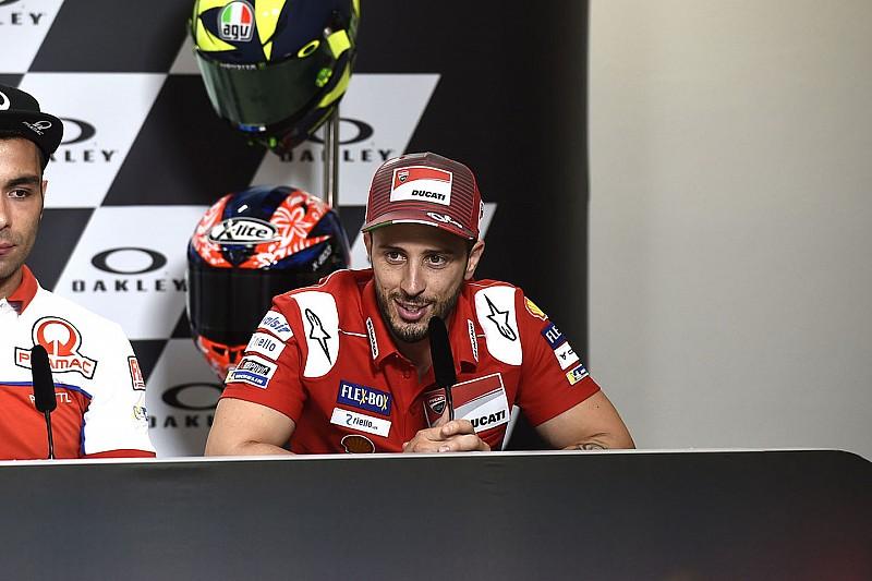 Dovizioso nincs letörve a hetedik hely ellenére sem