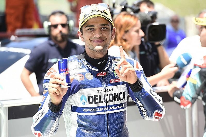 Moto3 Mugello: Nefes kesen mücadelenin galibi Martin!