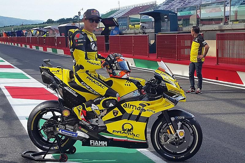 Pramac, Mugello yarışı için Lamborghini renk düzenini tanıttı