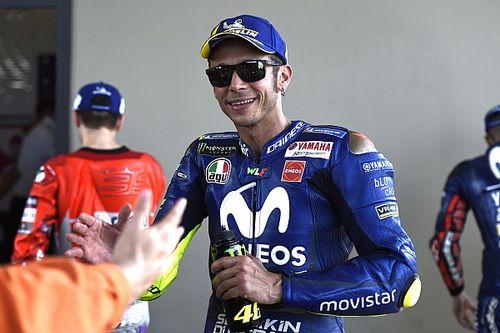 """Valentino """"benedice"""" Pedrosa: """"Sarebbe interessante vedere Dani sulla Yamaha"""""""