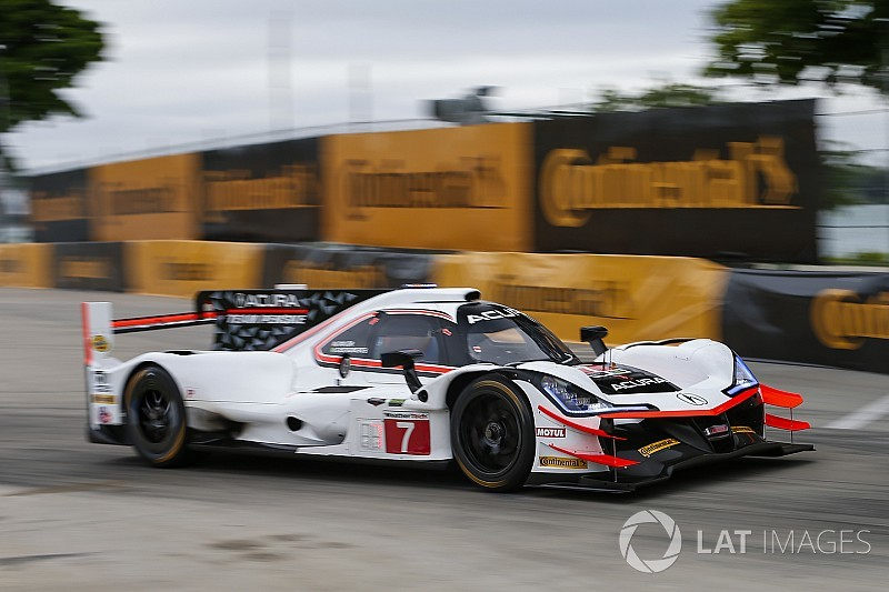 Castroneves, Taylor say Acura can win 2018 IMSA title