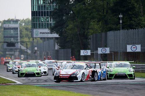 Carrera Cup Italia, giro di boa thrilling a Misano