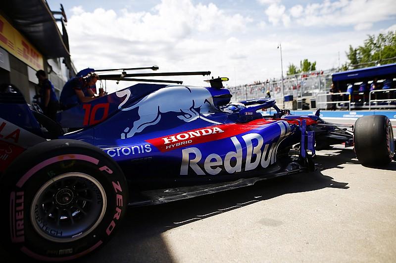 Гаслі провалив кваліфікацію в Канаді через старий двигун Honda