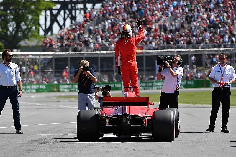 Vettel: jobb is lehetett volna a pole-köröm