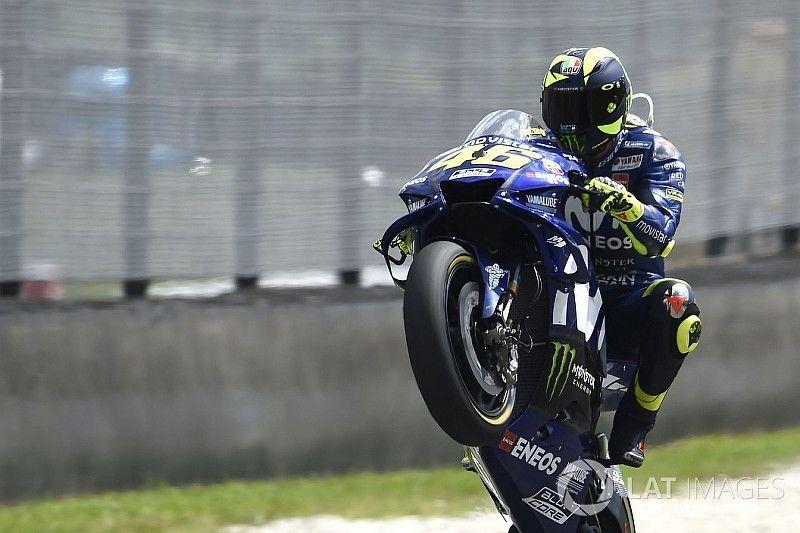 Rossi logra en Mugello su primera pole desde 2016