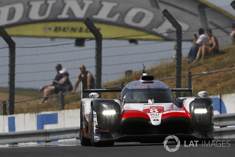 Le Mans test day: Alonso stays on top in afternoon
