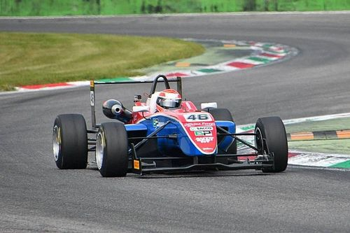 F2000 Italian Trophy: Perego centra una storica vittoria in Gara 2 a Monza
