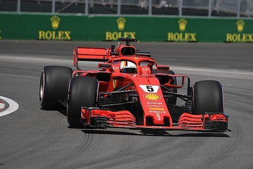 """Vettel: """"Todavía no estoy contento con el coche"""""""