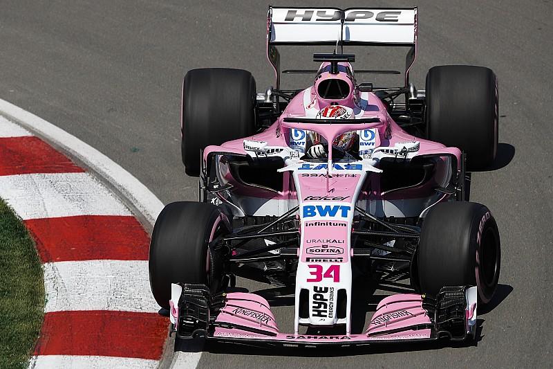 Latifi, Almanya GP'si antrenman turunda piste çıkacak