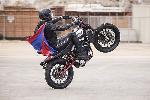 Travis Pastrana readying to recreate Evel Knievel jumps