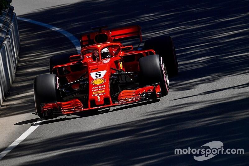 Qualifs - Vettel en pole juste devant Bottas