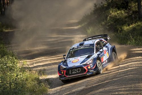 "Neuville ""would love"" same support M-Sport drivers gave Ogier"