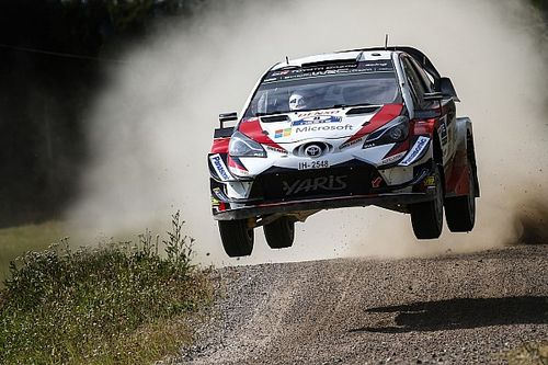 """Rallye Finnland: """"Heimsieg"""" für Toyota durch Ott Tänak"""
