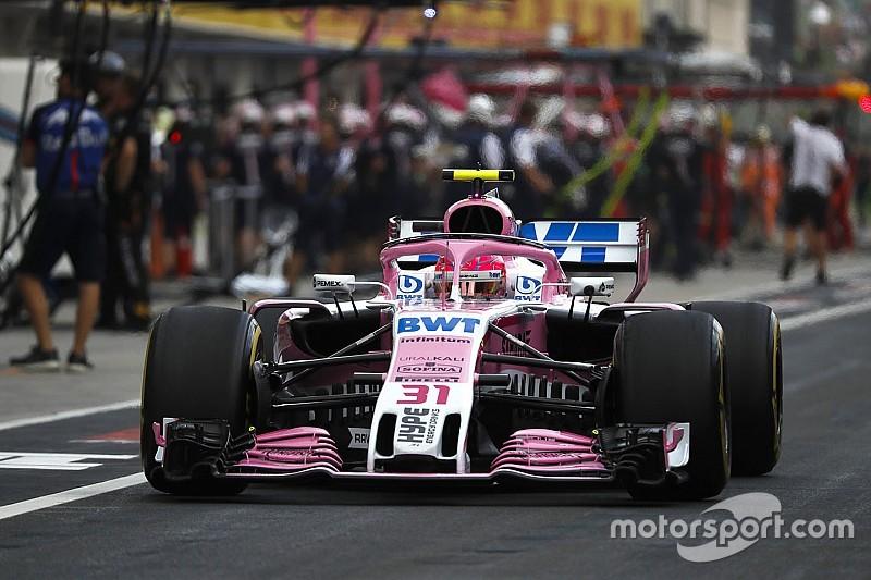 Force India a la conviction d'un avenir meilleur