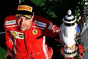 A Red Bull csapatfőnöke szerint Vettel megváltozott a Ferrarinál