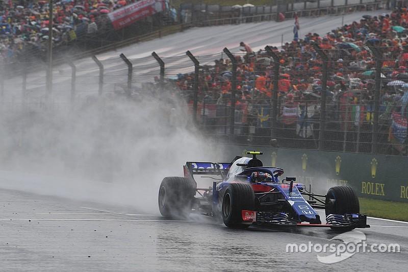 【動画】F1第12戦ハンガリーGP予選ハイライト