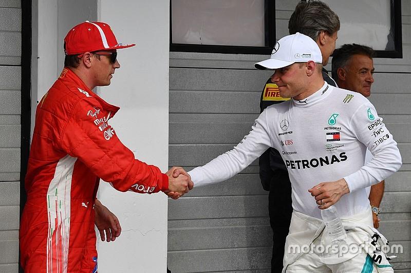 Räikkönen csalódott, mert meglett volna a tempó az első helyhez