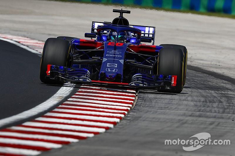 Nieuwe wagen van Toro Rosso doorstaat crashtest