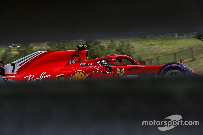 Ferrari, Macaristan testine Raikkonen'le katılacak