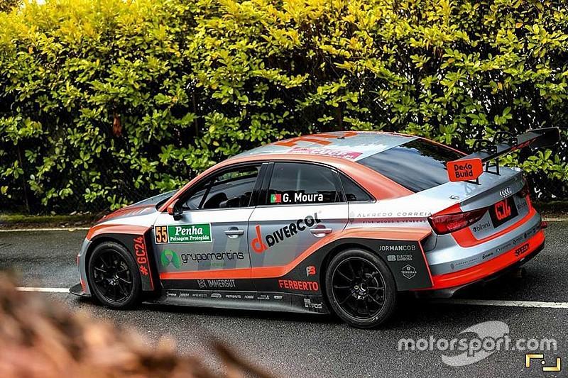 Europe: Gustavo Moura inizia da Le Castellet la nuova avventura con l'Audi
