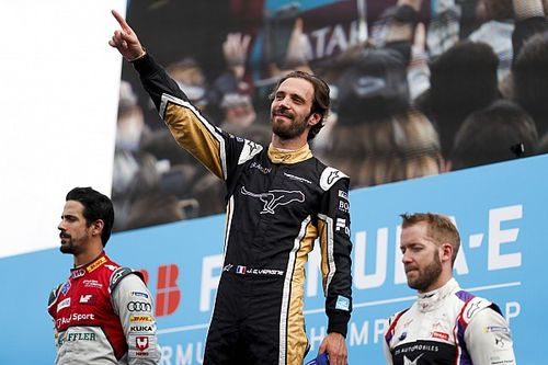 "Vergne hails Techeetah turnaround after ""emotional"" win"