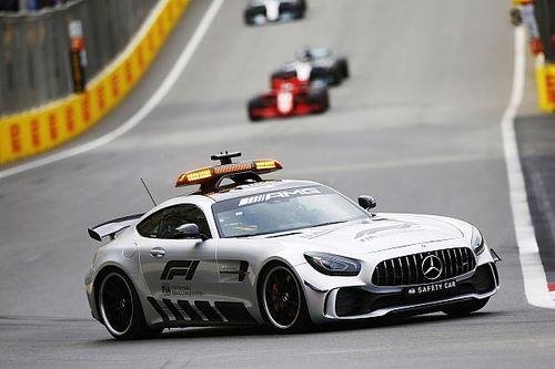 Hamilton interroge le comportement de Vettel sous Safety Car