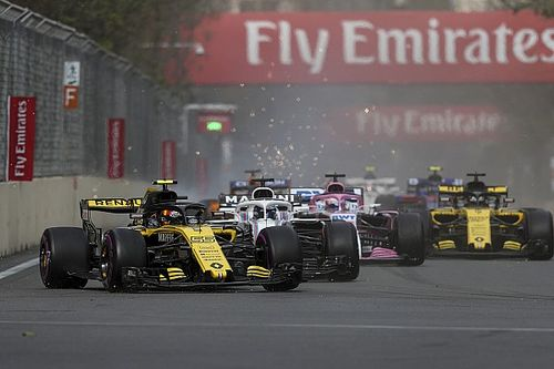 الفورمولا واحد تُقرّ قانون التغييرات على عملية التجاوز بالرغم من معارضة الفرق