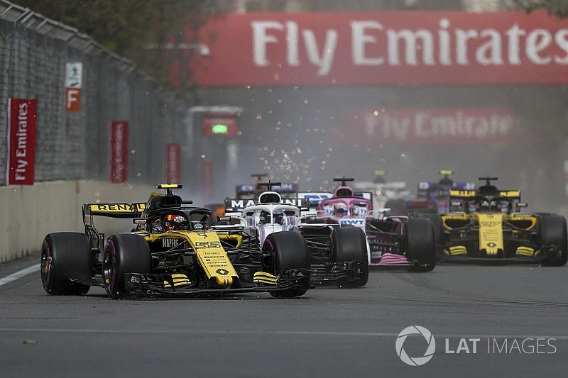 F1 busca medidas para facilitar los rebases en sus carreras