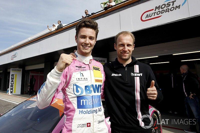 GT-Masters Most: Pole-Premiere für Audi-Pilot Jeffrey Schmidt