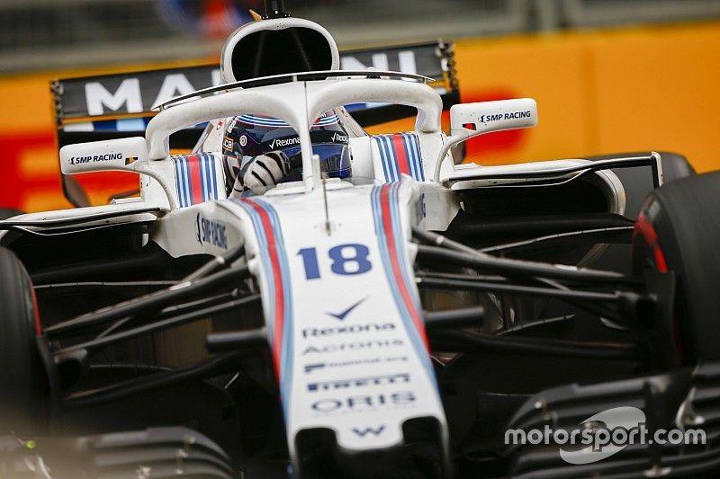 Williams hakt knoop door: Geen Mercedes-versnellingsbak in 2019