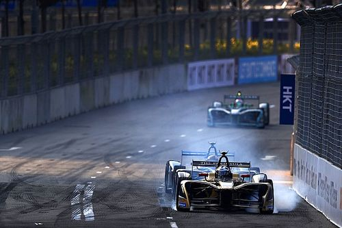 "Formula E ""the most challenging thing I've done"" - Lotterer"