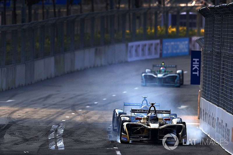 """Formula E """"the most challenging thing I've done"""" - Lotterer"""