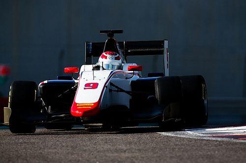 Piquet termina teste da GP3 com 6º tempo em Abu Dhabi