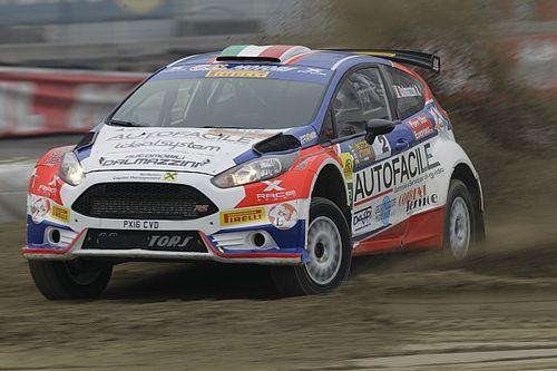 Motor Show, Trofeo Italia R5: Dalmazzini ancora re alla Motul Arena