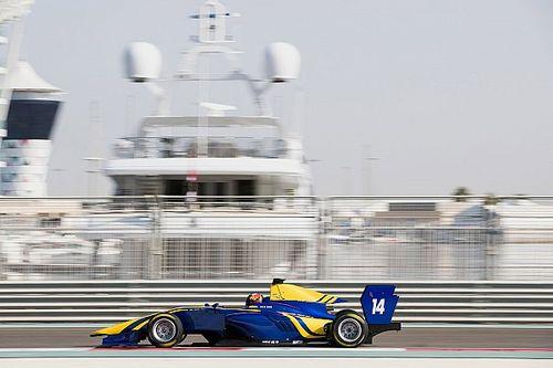Kari volvió a ser el más rápido en el test de la GP3 en Abu Dhabi