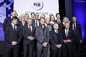 Formule 1 Actualités La FIA inaugure son Hall of Fame