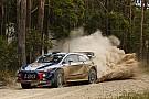 WRC Невилль перехватил лидерство в Австралии после схода Миккельсена