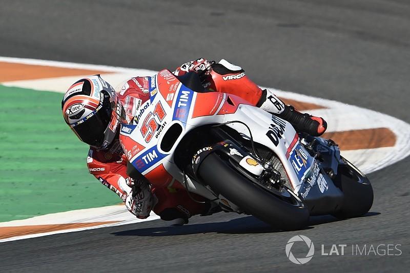Pirro terzo pilota ufficiale Ducati nel Gran Premio d'Italia al Mugello