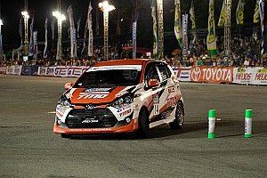 Toyota Team Indonesia raih juara AAGC 2017 di Taiwan