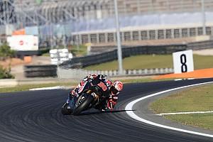 MotoGP Breaking news VIDEO: Kecelakaan pertama Nakagami dengan motor MotoGP